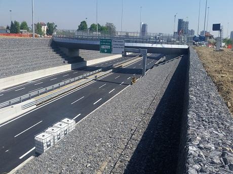 Terramesh System 1 via Stephenson Milano Expò