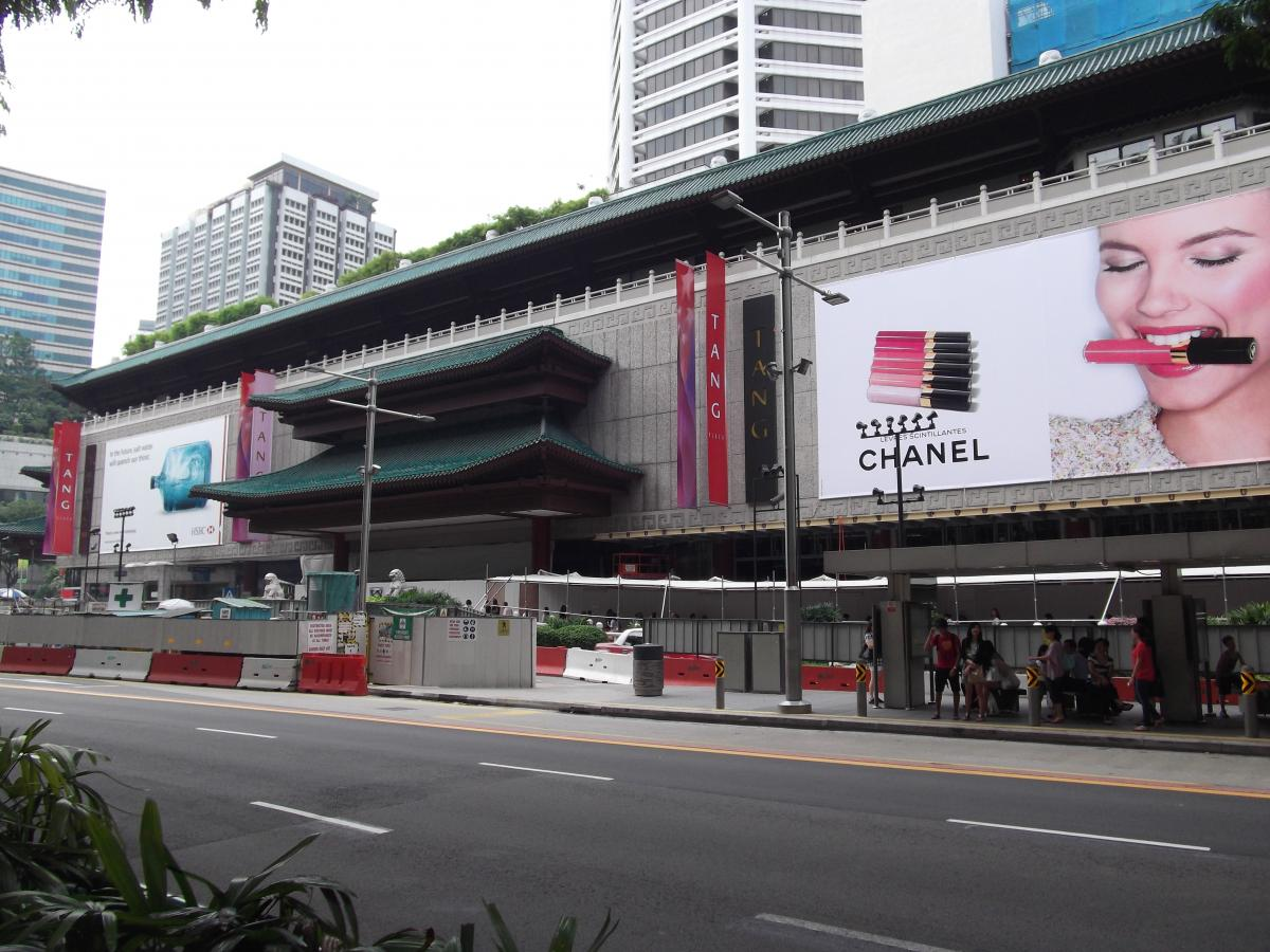 Tang's Department Store in Singapore